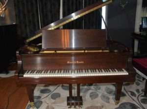 Mason & Hamlin Walnut Finish – $15000 (Seabeck)