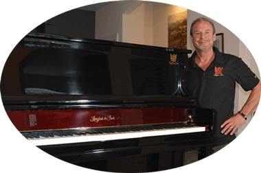 Ira Langlois with Langlios Piano