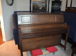 Chickering Studio Piano – $2995
