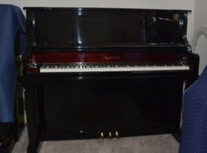 Langlois LU128 Professional Upright – $14,995.00