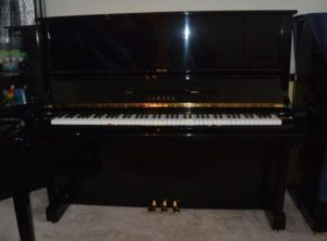 Yamaha U3 Professional Upright – $7,495.00