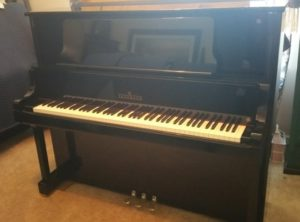 Brodmann 126 Professional Upright – $7,580.00