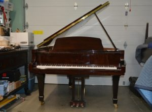 Kingsburg 158 walnut polish – $16,900